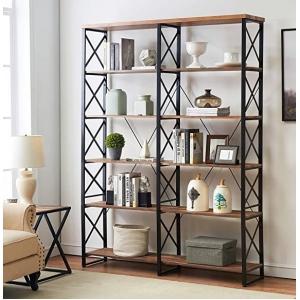 Фото Стеллаж в гостиную в стиле Loft Double Etagere 6 полок