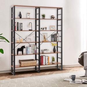 Фото Стеллаж для зонирования комнаты «Open Bookcases» в стиле  Loft