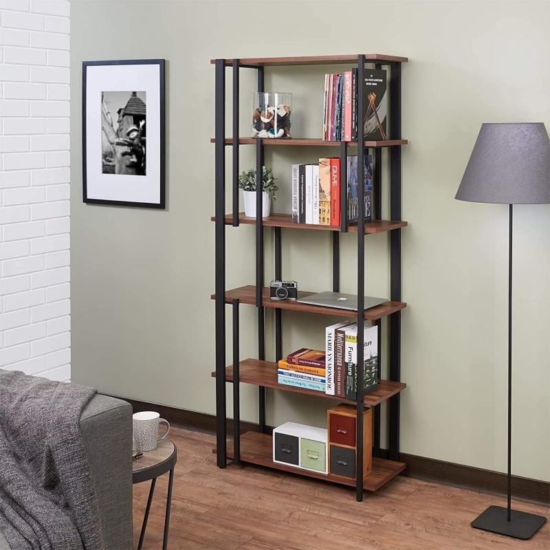 Фото Loft стеллаж «Рarallel line» для офиса и дома