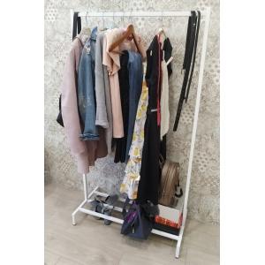 Вешалка для одежды в стиле Loft купить в Москве, СПБ, Россия