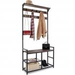 Модуль в прихожую «Entryway» для квартиры в стиле Loft заказать в интернет магазине