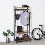 Лофт модуль «Garment Rack» для прихожей