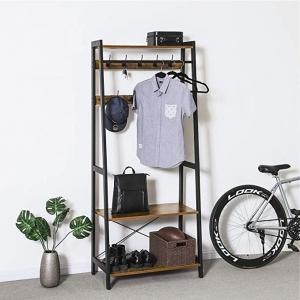 Лофт модуль «Garment Rack» для прихожей заказать в интернет магазине