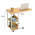 Приставной стол «Computer Desk» в стиле «Loft» купить в интернет магазине