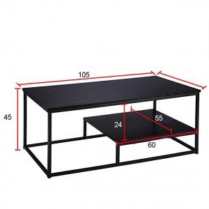 Кофейный стол «Coffee Table» в стиле «Loft»» купить в интернет магазине Москва