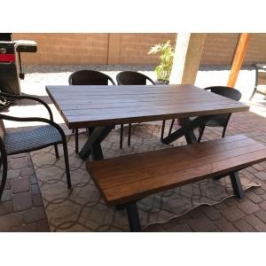 Стол «Dining Bench» в стиле Loft заказать в интернет магазине