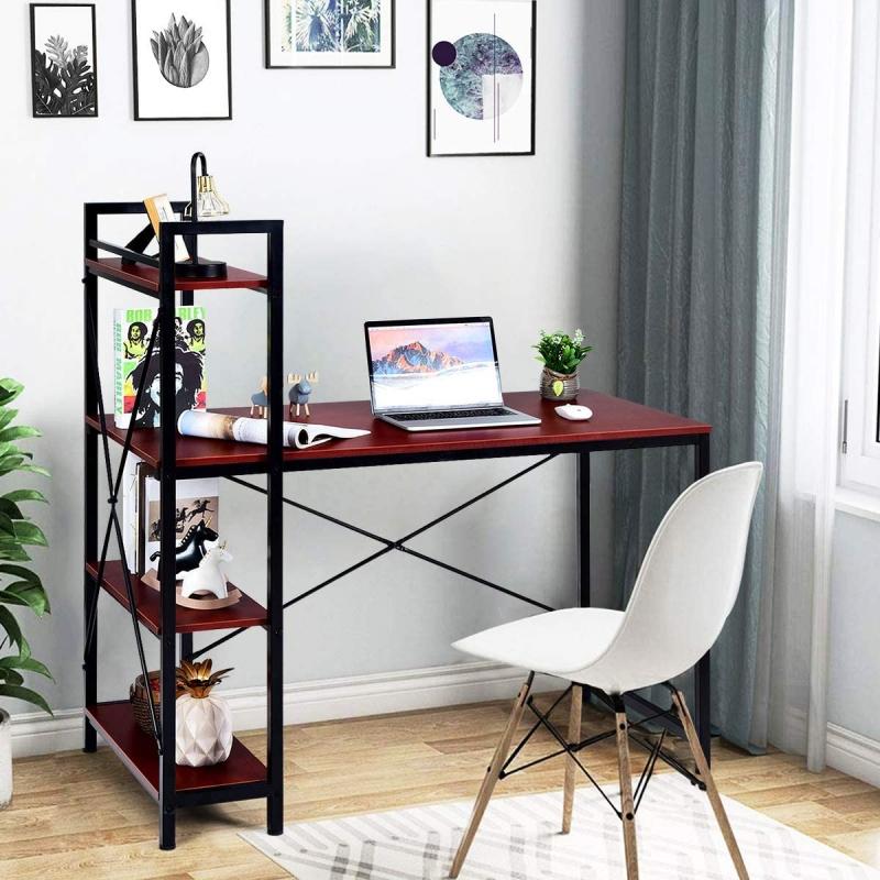 Фото компьютерный стол «X-Frame» в стиле лофт