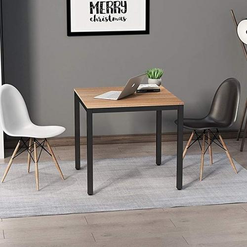 Компьютерный квадратный стол LOFT Laptop Desk купить в интернет магазине Москва